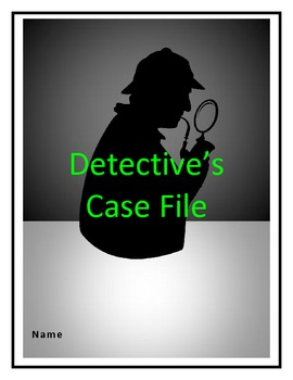 Mystery: Detective's Case File Activity Packet