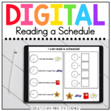 Reading a Schedule Digital Basics for Special Ed | Distanc