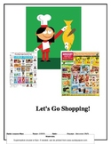 Reading a Supermarket Advertisement Activity
