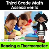 Reading a Thermometer Assessments