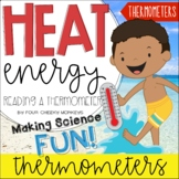 Reading a Thermometer - Heat Energy