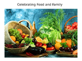 Reading a-z Celebrating Food and Family Level N