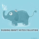 Reading about Water Pollution