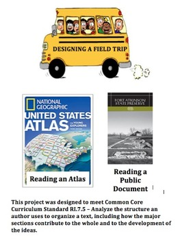 Reading an Atlas and Public Document - Project