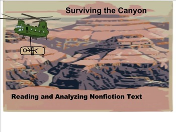 Reading and Analyzing Nonfiction Text