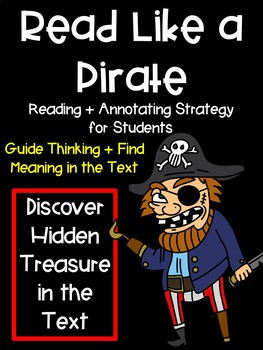 Reading and Annotation Strategy for Secondary Students