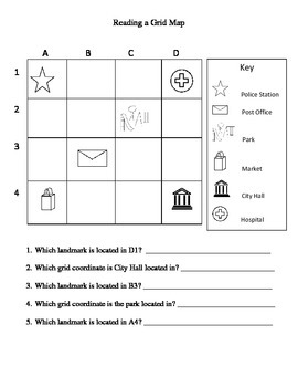 Reading and Creating a Grid Map