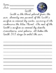 Reading and Cursive - The Planets