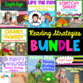 Reading and Decoding Strategy Activities for Guided Readin