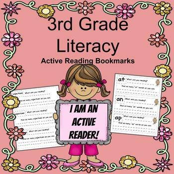 3rd Grade Literacy: Active Reading