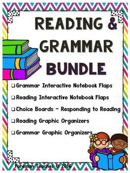 Reading and Grammar Resource Bundle