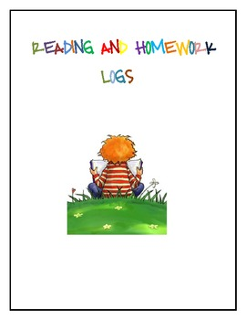 Reading and Homework Logs (Full Year)
