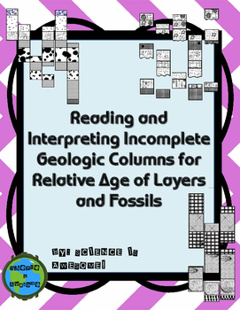 Geologic Columns: Reading and Interpreting Incomplete Columns