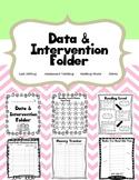 Reading and Intervention Data Folder