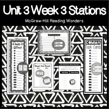 Reading and Language Arts Stations