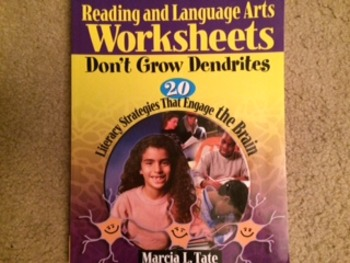Reading and Language Arts Worksheets Don't Grow Dendrites