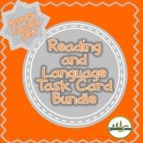 Task Cards MEGA Bundle Reading and Language