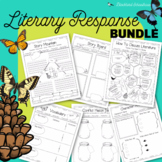 Rustic Reading and Literary Response Packet
