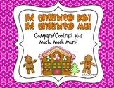 Gingerbread Galore:  Literacy and Math activities