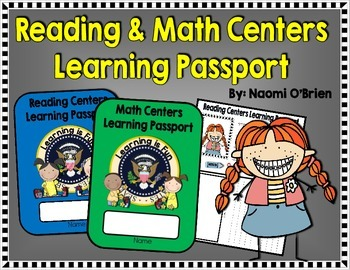 Reading and Math Centers Le... by Read Like a Rock Star | Teachers ...