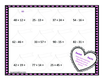 Valentine Activities: Reading and Math Unit