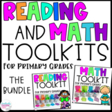 Reading and Math Toolkits THE BUNDLE