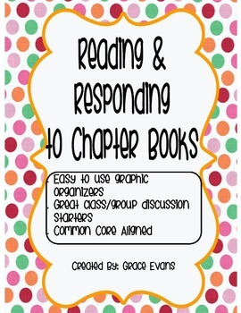 Reading and Responding Graphic Organizers