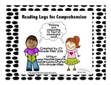 Reading and Responding Logs for Independent Reading Homework