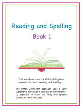 Reading and Spelling Book 1