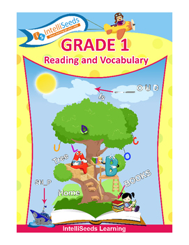 Reading and Vocabulary fun worksheets