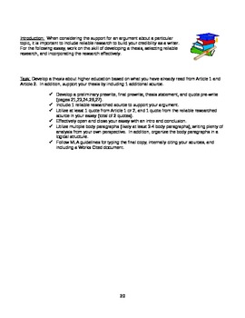 Reading and Writing About Non-Fiction + other skills - Common Core Ready