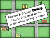 Reading and Writing Code while Using a Map