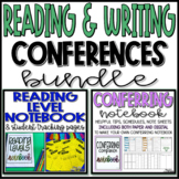 Reading and Writing Conference Teacher Tools Bundle