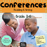Reading and Writing Conferences