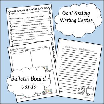 Goal Setting (Writing)