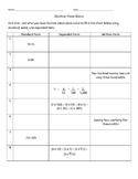 Decimal Place Value (Read & Write Decimals) - 5.NBT.3