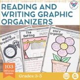Reading and Writing Graphic Organizers UPPER Elementary