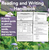 Reading and Writing Handbook