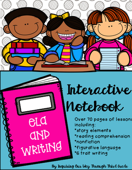 Reading and Writing Interactive Notebook