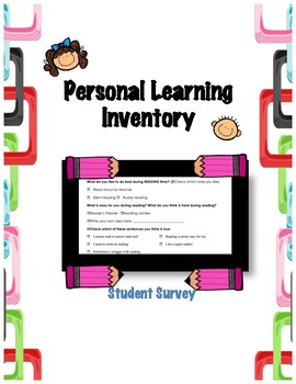 Reading and Writing Learning Inventory