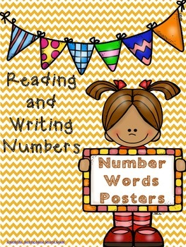 Reading and Writing Number Words