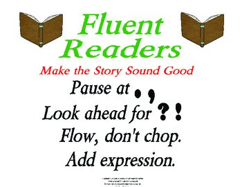 Reading and Writing Poster