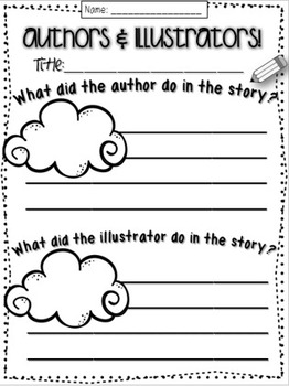 Reading and Writing Printable Activities {Ready, Set, GO!}