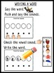 Reading and Writing Short Vowel Words