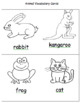 Reading and Writing Sight Words Pack 1