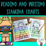 Reading and Writing Stamina Posters