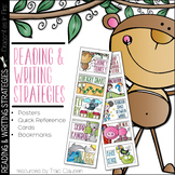 Reading Strategies Posters / Writing Strategies Posters an