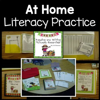 Reading Activities at Home for K-1