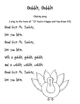 Reading and Writing Thanksgiving Unit