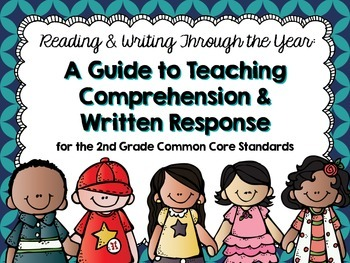 Reading and Writing Through the Year {Sample Unit 1}